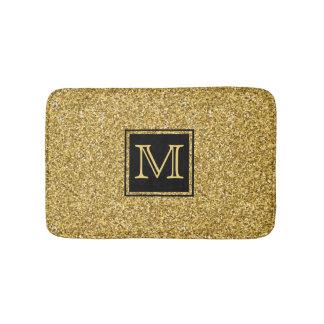 Tapete De Banheiro Textura moderna elegante do brilho do ouro com