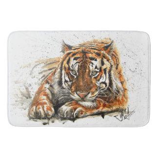 Tapete De Banheiro Tigre