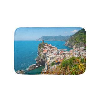 Tapete De Banheiro Vernazza Cinque Terre Italia