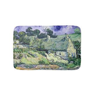 Tapete De Banheiro Vincent van Gogh | Thatched casas de campo em