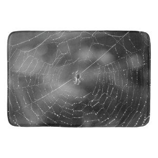 Tapete De Banheiro Web de aranha gótico