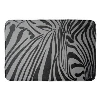 Tapete De Banheiro zebra