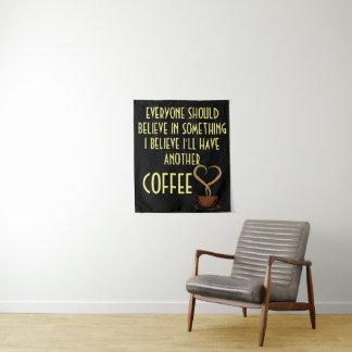 "Coffee Small (34"" x 40"")"