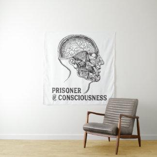Tapete De Parede Prisioneiro da consciência