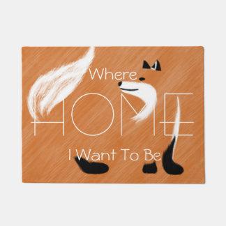 Tapete Design original do Fox