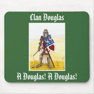 Tapete do rato, archie, clã Douglas, um Douglas! U Mouse Pad