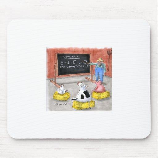 Tapete do rato de Dan Reynolds | Mouse Pads