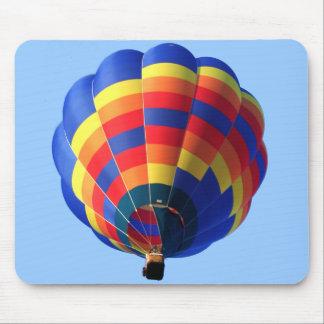 Tapete do rato do balão de ar quente mouse pad