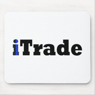 TAPETE DO RATO do iTrade Mouse Pad