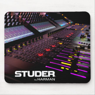 Tapete do rato dos misturadores de Studer Mouse Pad