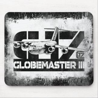 Tapete do rato Mousepad do C-17 Globemaster III