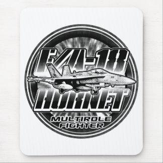 Tapete do rato Mousepad do zangão F/A-18