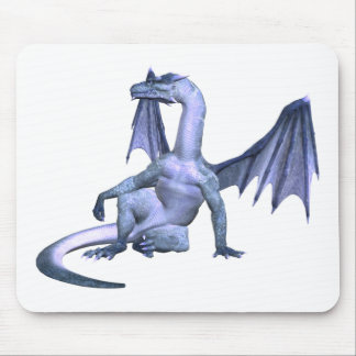 Tapete do rato voado do dragão mousepad