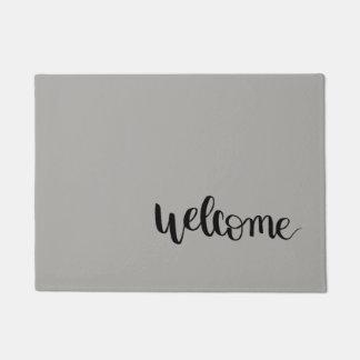 Tapete Doormat bem-vindo