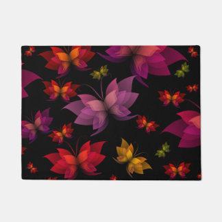 Tapete Doormat das borboletas de Digitas
