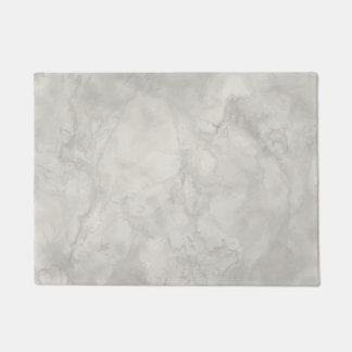 Tapete doormat de mármore impressão de mármore marmoreado
