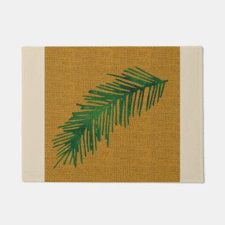 Tapete Doormat tropical