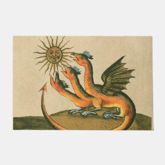 Tapete Dragões de Clavis Artis