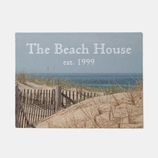 Tapete Dunas de areia e cerca da praia