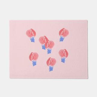 """Tapete Esteira de porta 18"""" dos balões de ar x 24"""""""