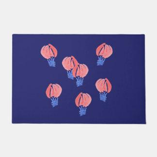 """Tapete Esteira de porta 24"""" dos balões de ar x 36"""""""