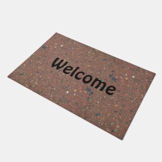 Tapete Esteira de porta bem-vinda