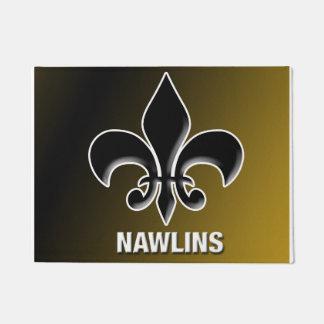 Tapete Esteira de porta de Nawlins