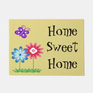 Tapete Esteira Home doce Home