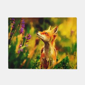 Tapete Fox do primavera