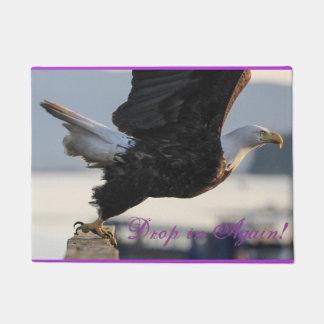 Tapete Gota outra vez no Doormat de Eagle