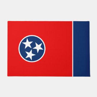 Tapete Gráfico dinâmico da bandeira do estado de