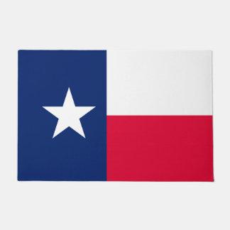 Tapete Gráfico dinâmico da bandeira do estado de Texas em