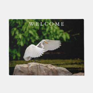 Tapete Grande Egret