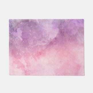 Tapete impressão de mármore roxo cor-de-rosa colorido do