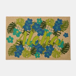 Tapete Limão havaiano do vintage do jardim de Limahuli