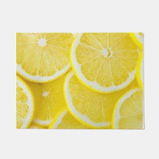 Tapete Limões amarelos da fatia