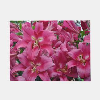 Tapete Lírios cor-de-rosa