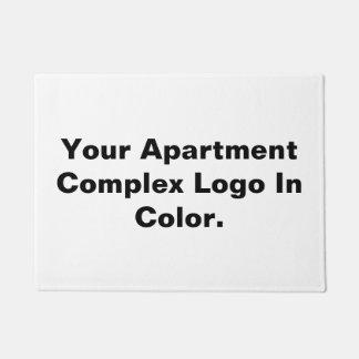 Tapete Logotipo do complexo de apartamentos