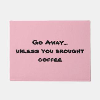 Tapete o rosa vai esteira do awaycoffee