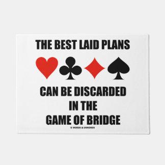 Tapete Os planos colocados melhor podem ser rejeitados na