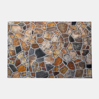 Tapete Parede da pedra decorativa.