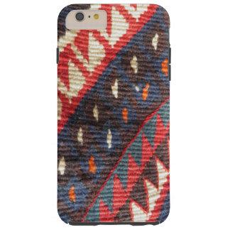 Tapete persa étnico boémio exótico turco de Boho Capas iPhone 6 Plus Tough