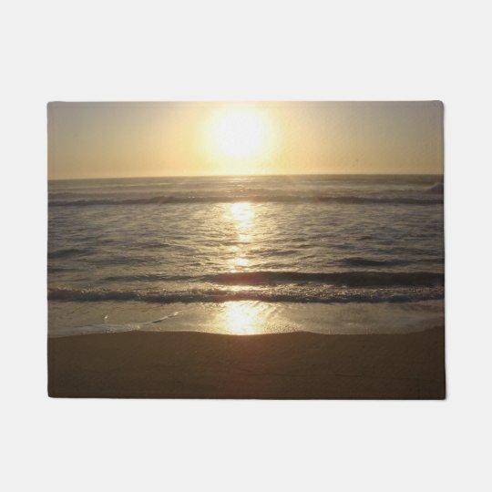 Tapete Por do sol da praia