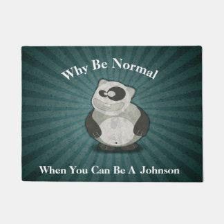 Tapete Porque seja normal
