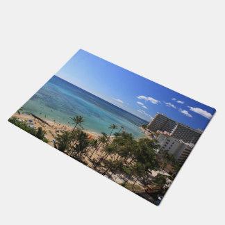 Tapete Praia Havaí de Waikiki