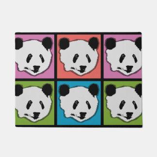 Tapete Quatro ursos de panda gigante