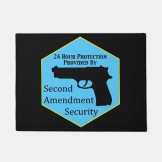 Tapete Segunda segurança da alteração