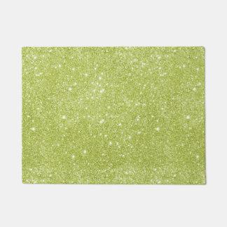 Tapete Sparkles do brilho do verde limão
