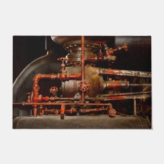Tapete Steampunk - sonhos de tubulação