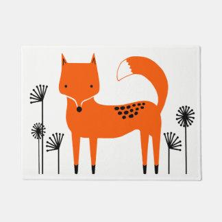 """Tapete """"Trabalho de arte original"""" Fred o Fox"""